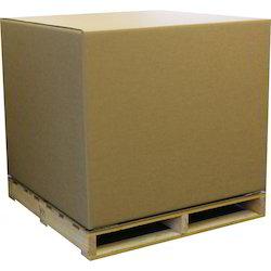 Cardboard Rectangle Heavy Duty Corrugated Box, Box Capacity: 11-20 Kg