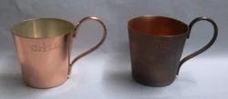 Copper Rum Mug