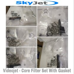 SkyJet - Videojet - Core Filter Set With Gasket