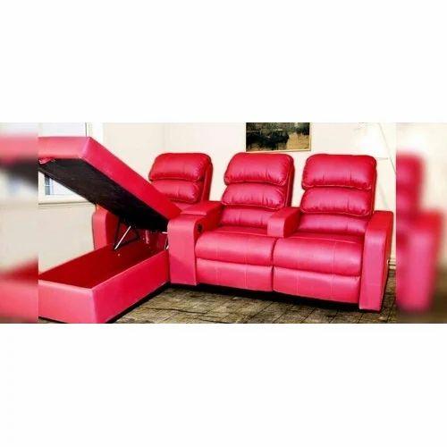 Launcher Recliner Sofa Set