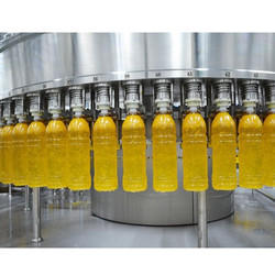 Natural Fruit Juice Bottle Packaging Machine