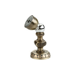 Stainless Steel Antique Magnetic Door Stopper Ball, Packaging Type: Box
