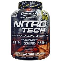 Nitro Tech, Muscle Building