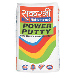 Sakarni White Cement and Polymer Base Power Putty