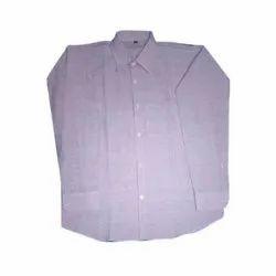 Mens Plain Full Sleeve Khadi Shirt