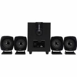 Black Intex Sound System, 20 W