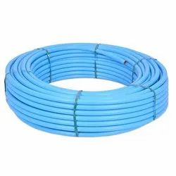 Blue HDPE Coil Pipe