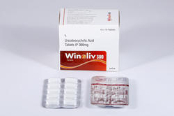 Ursodeoxycholic Acid Tablets IP 300 mg
