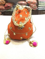Womens Wedding Potli Bag