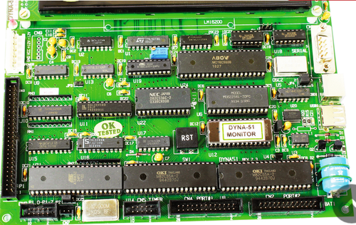 DYNA-51LU 8031/51 C Training & Development System with LCD & USB