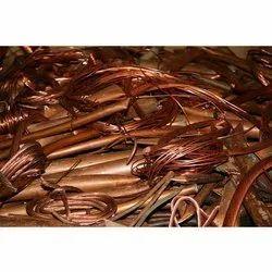 99% Brown Millberry Copper Scrap, Grade: Grade A, Packaging Size: 100 Kg