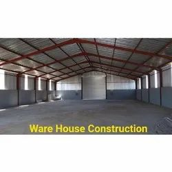 Commercial Projects Warehouse Construction Service