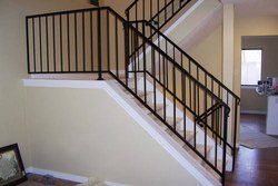 Mild Steel Bar Ms Staircase Railing