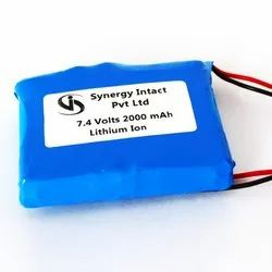 Lithium Ion Battery 2000mAh