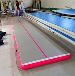 Inflatable Gymnastic Track Air Floor