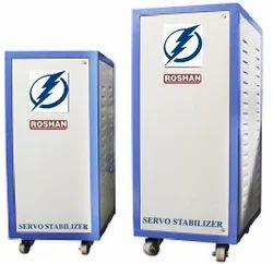 Automatic Single Phase And Three Phase Servo Stabilizer