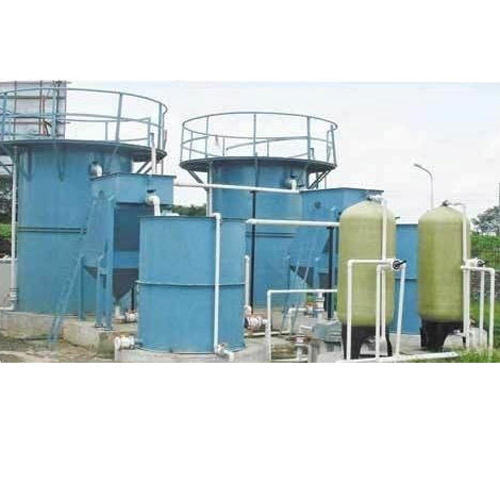 Carbon Steel Automatic Effluent Treatment Plant