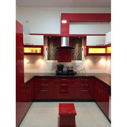 Polymer Acrylic Kitchen