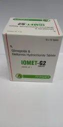 Metformin HCL (ER) & Glimerpride Tablets