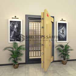 Security Strong Room Doors