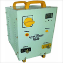 500 A Two Phase Electra Mig Welding Machine, Current: 400-500 A