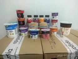 EPIGAMIA Greek Yogurts, Packaging Type: Cup, 48 Cups Case
