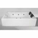ZES Straightline Couple Bath Tub
