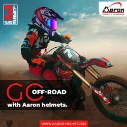 Motorcycle Helmets - MotoCross Bold