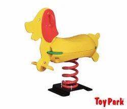 DOG PREMIUM SPRING RIDER (MPS 703)
