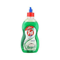 Pril Dish Washing Liquid Cleaner, Packaging Type: Plastic Bottle, 425 Ml
