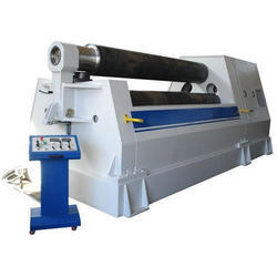 Automatic 1-3 ton/day Plate Bending Rolling Machine, 50-100 mm