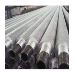 Extruded Aluminium Finned Tubes