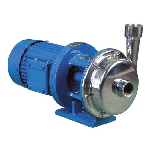 stainless steel monobloc pump