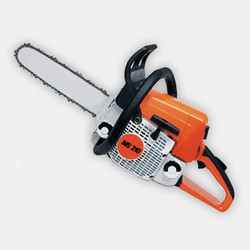 MS 210 3/8 Stihl chainsaw With 16 inch