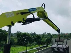 truck mounted crane tmc or knuckle boom crane