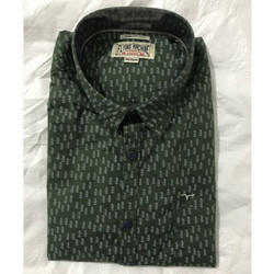 SURPLUS Casual Wear Men Printed Shirt