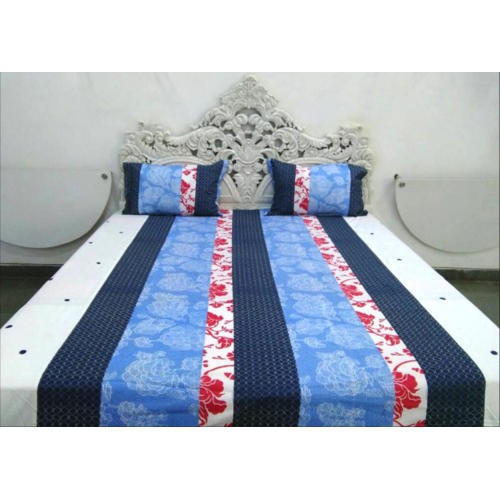 Multicolor Printed Fitted Bed Sheet At Rs 1300 Piece Upamanyu