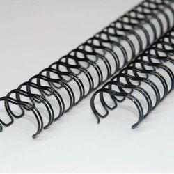 Binding Double Loop Wire
