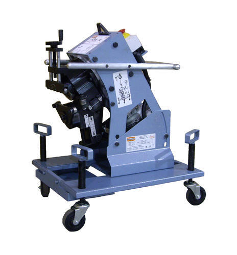 Automatic Plate Beveling Machine, Capacity: Bevel 10 Meter Plate In 3 Minute