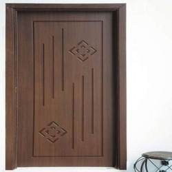 Decorative Membrane Door