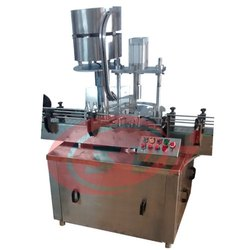 Automatic Crown Cap Sealing Machine