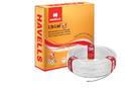 Life Line Plus S3 HRFR Cables 90 Mtr White