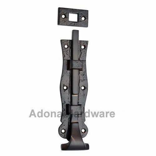 Adonai Hardware 16mm Hallelujah Black Antique Iron Decorative Door Stud 25 pieces per box