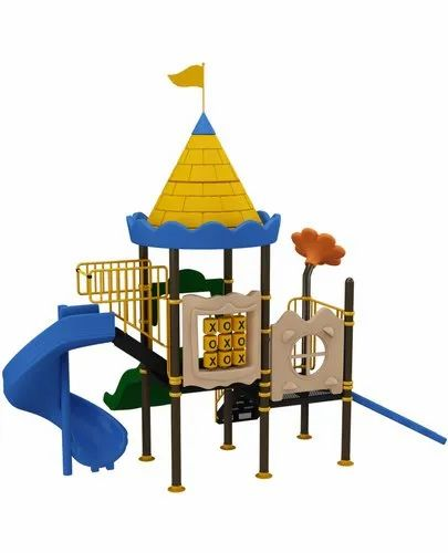Fort Outdoor Playing Equipment