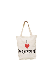 Cotton Printed Tote Bag Hs-704t