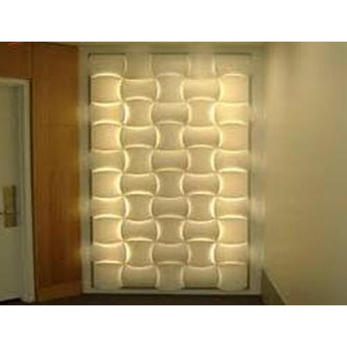 Designer 3D Wall Panel at Rs 200 /piece | 3 Dimensional Wall Panel ...