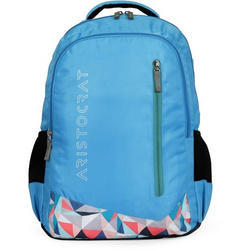 Polyester Blue Aristocrat Boys School Bag