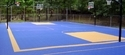 Outdoor Basketball Flooring