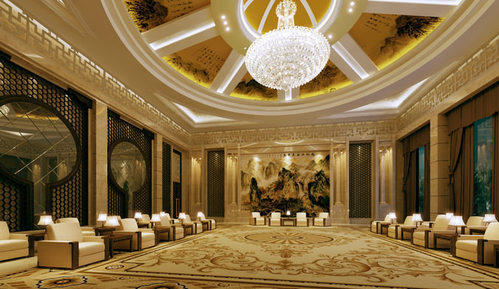 Banquet Hall Interior Design Service