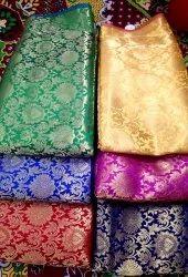Printed Silk Fabric for Garments
